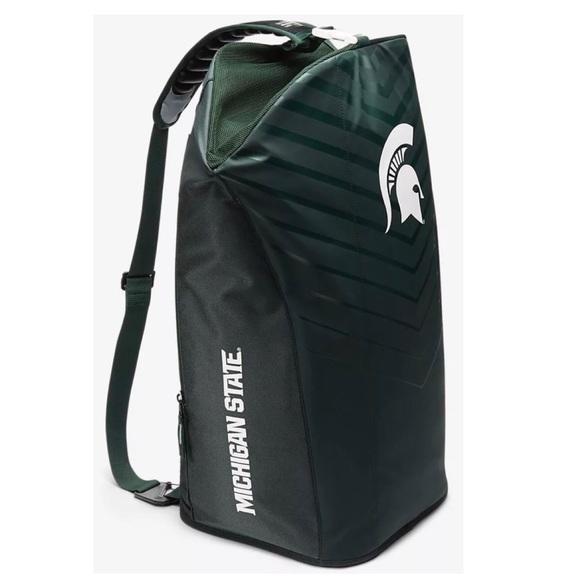 5bed85582b Nike Michigan State Sideline Vapor Air Max Bag